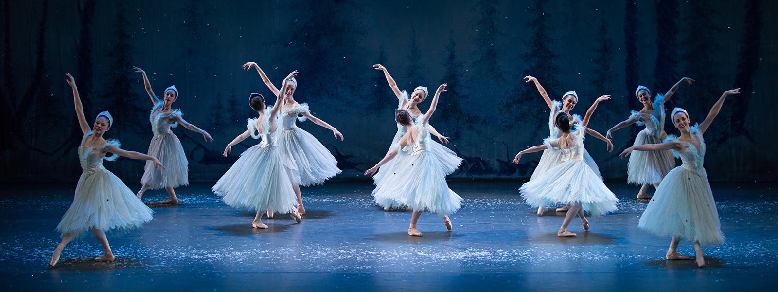 """The Nutcracker"" by  / Photo: Peter J. Mueller"