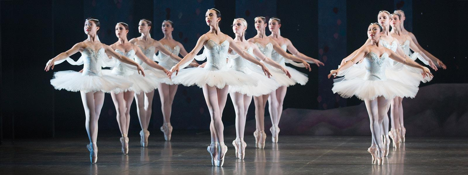 """Kingdom of the Shades"" by Natalia Makarova / Photo: Rosalie O'Connor"