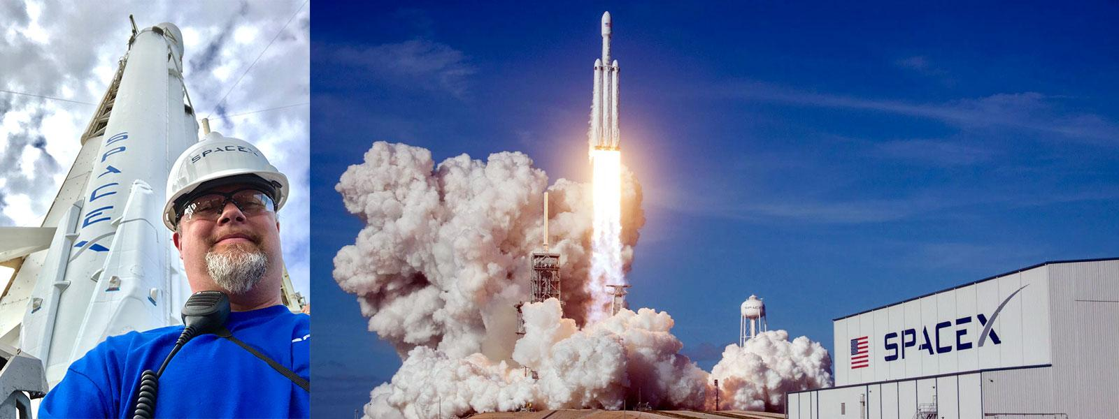 From UNCSA student to SpaceX leader: Randy Rees pioneers and pivots | READ MORE >>