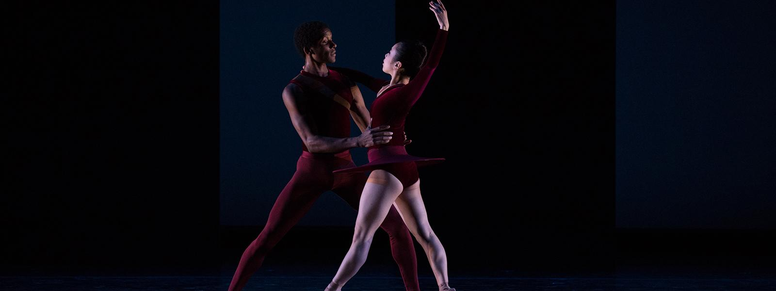 """UNCSA dancers performing """"Dream(s)pace…"""" by Ilya Kozadayev / Photo: Rosalie O'Connor"""