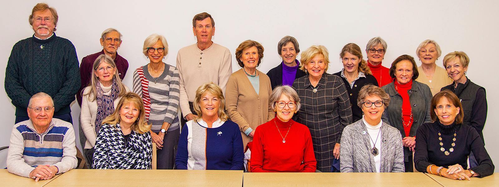 Associates Board members 2019-2020