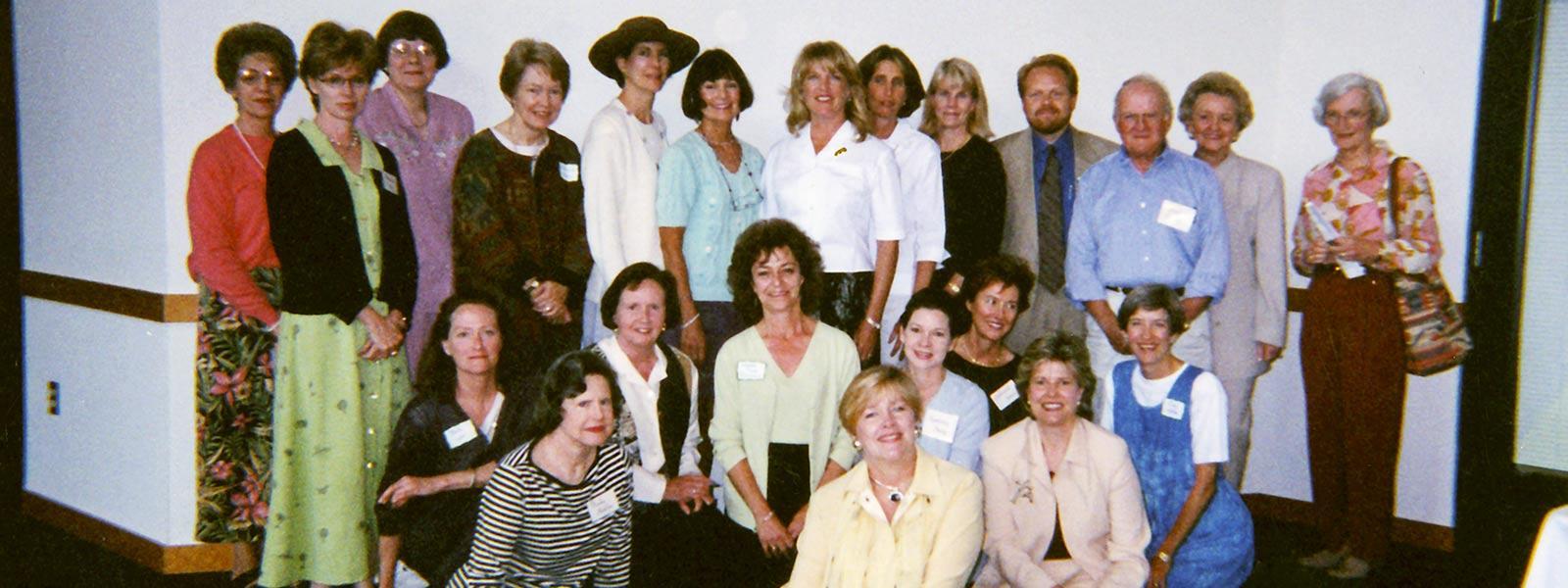 Associates members, 2000.