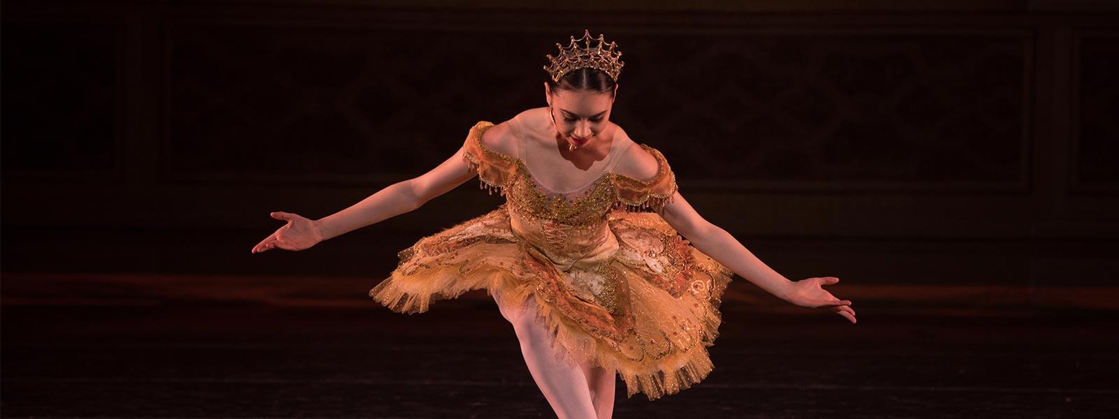 """Paquita,"" Spring Dance 2018 / Photo: Rosalie O'Connor"