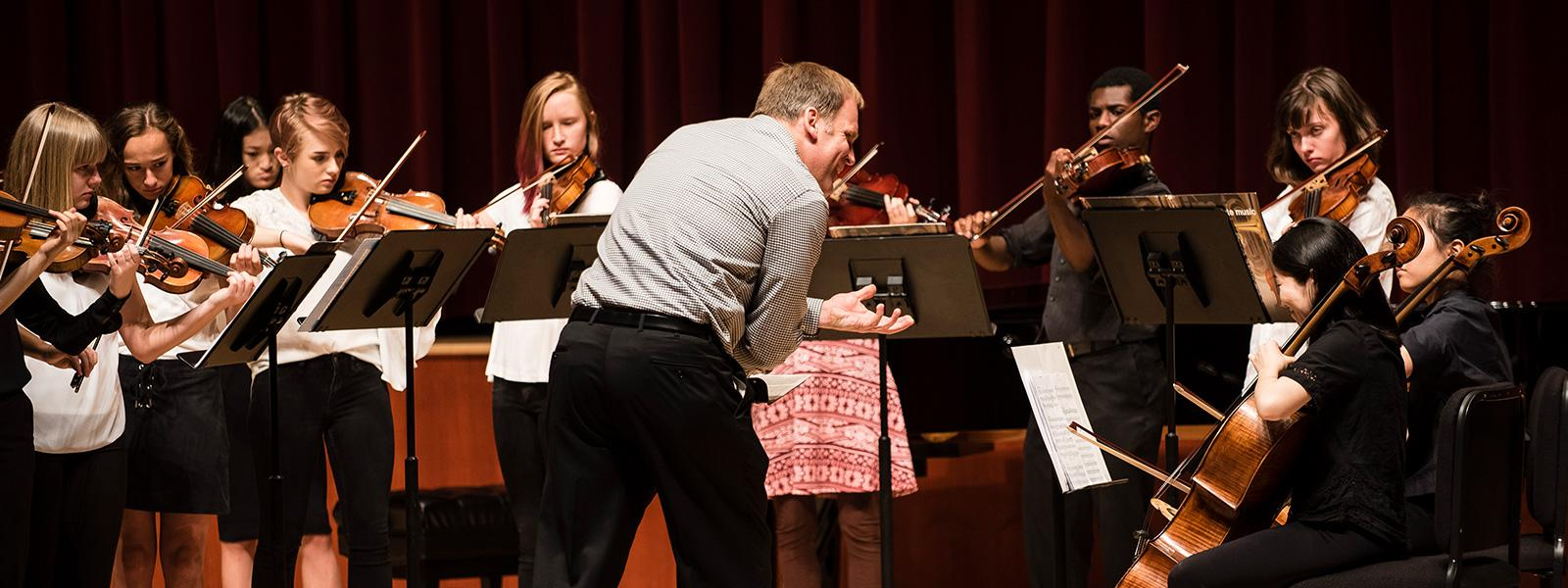 Strings Summer Intensive >> LEARN MORE