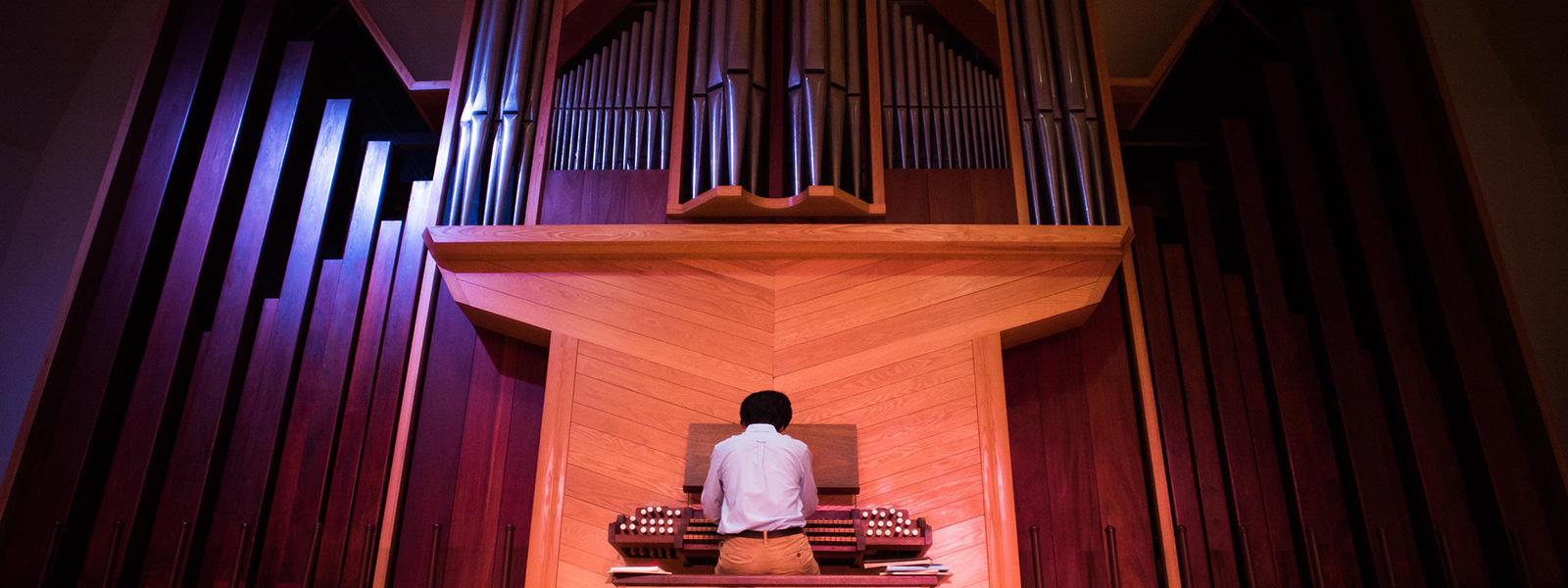 Organ Summer Intensive >> LEARN MORE