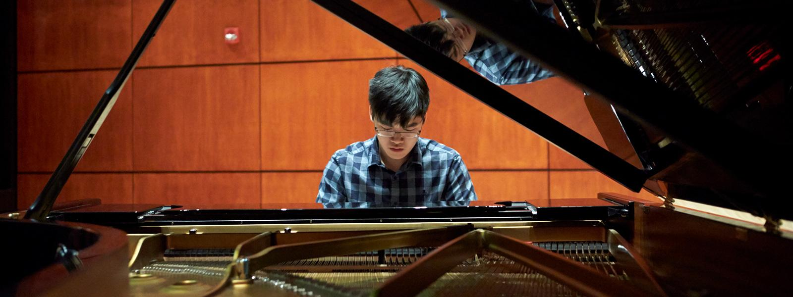 Piano Summer Intensive >> LEARN MORE