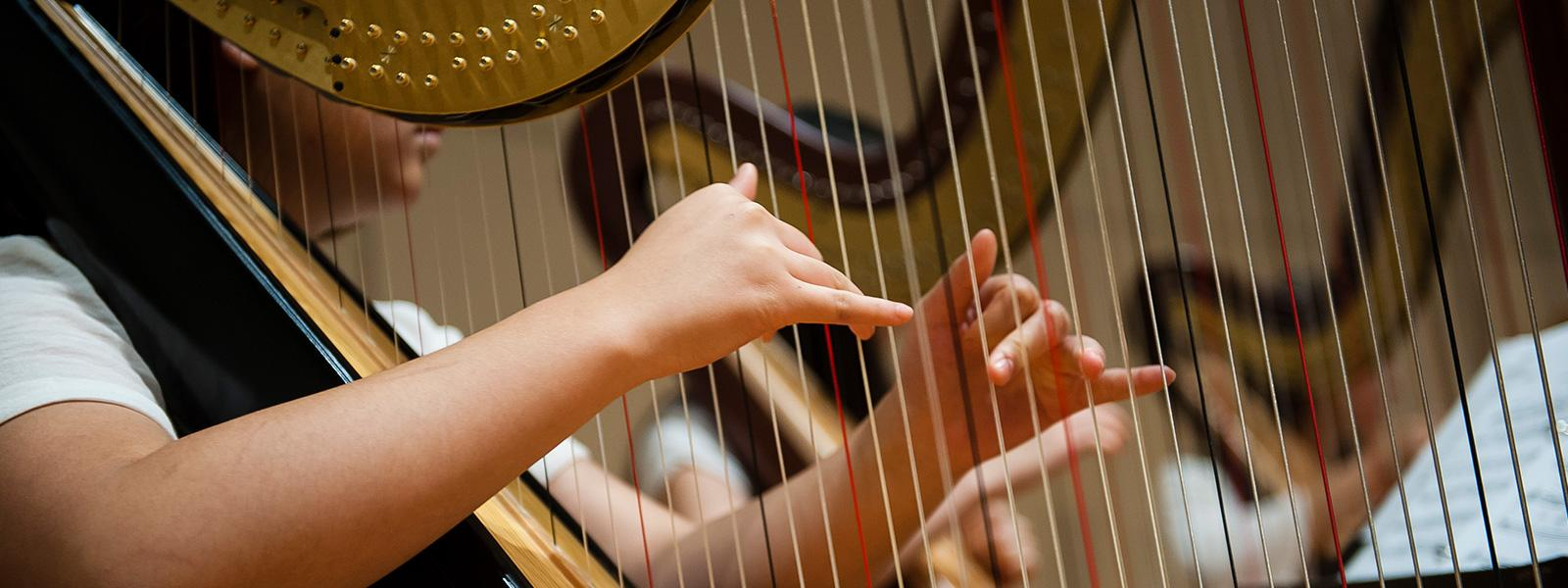 Harp Summer Intensive >> LEARN MORE