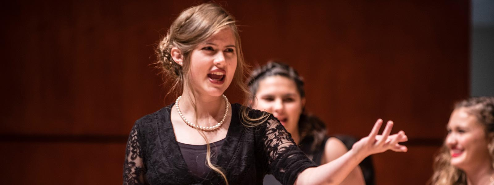 Voice Summer Intensive >> LEARN MORE