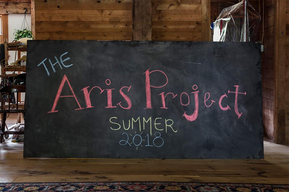 Summer 2018 is the third year of the Aris Project, created by UNCSA Drama students.