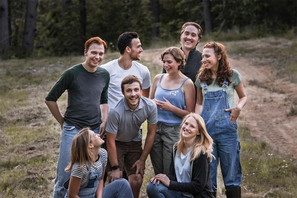 Classmates from the Drama Program created the Aris Project after their first year at UNCSA.