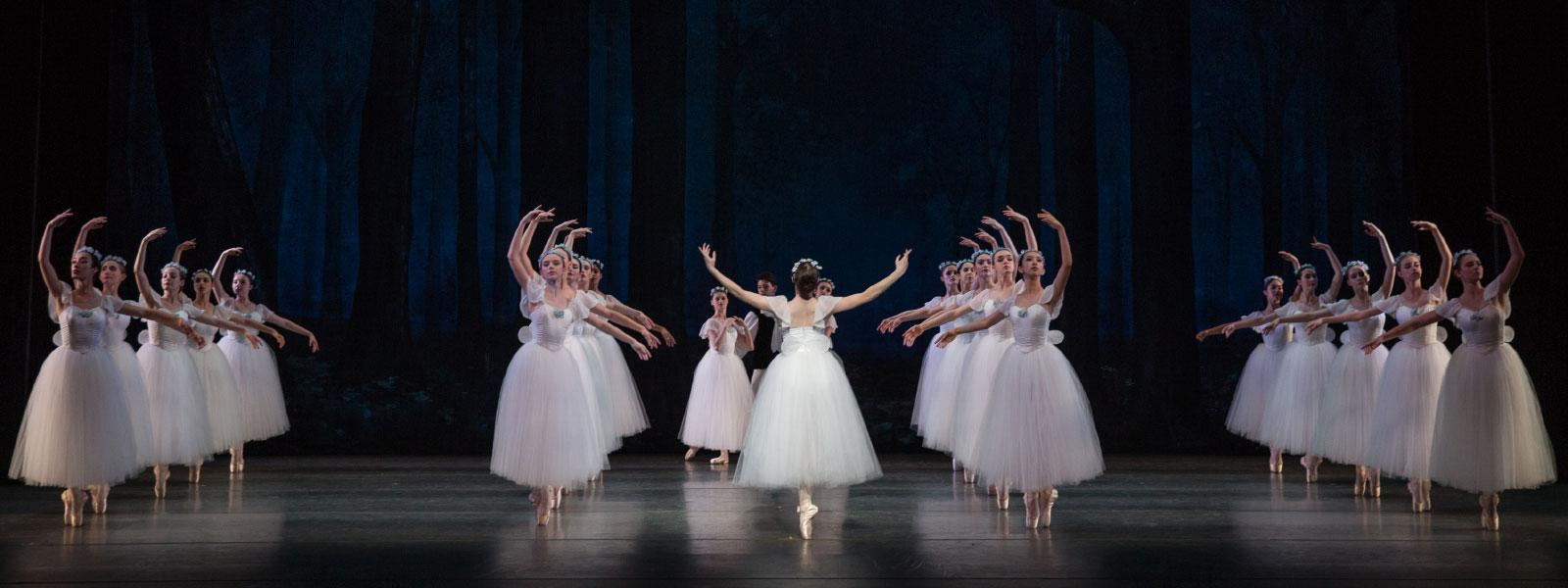 """Les Sylphides"" / Photo: Rosalie O'Connor"