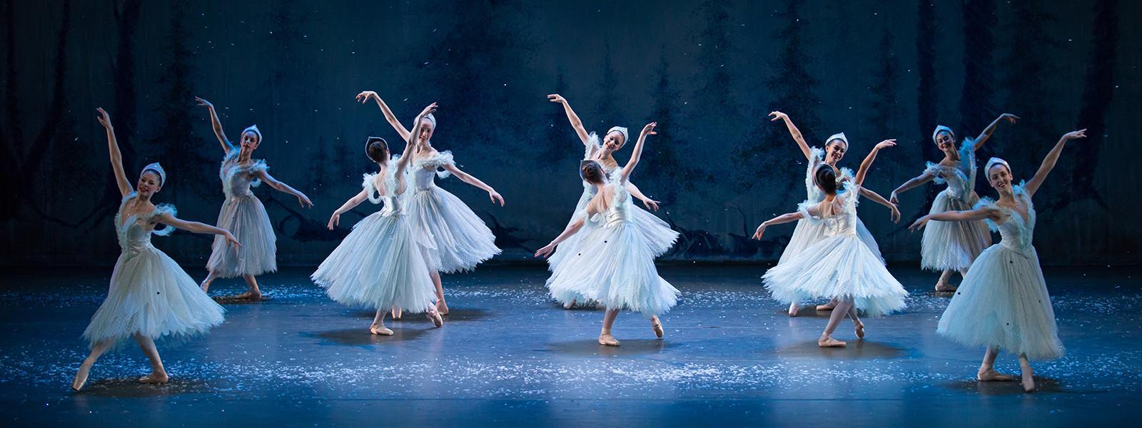 """The Nutcracker""  / Photo: Peter J. Mueller"
