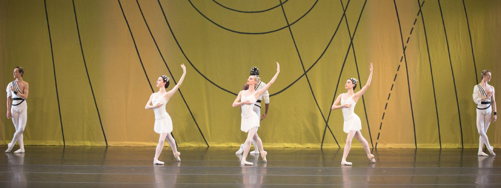 """Symphonic Variations"" by Sir Frederick Ashton / Photo: Rosalie O'Connor"