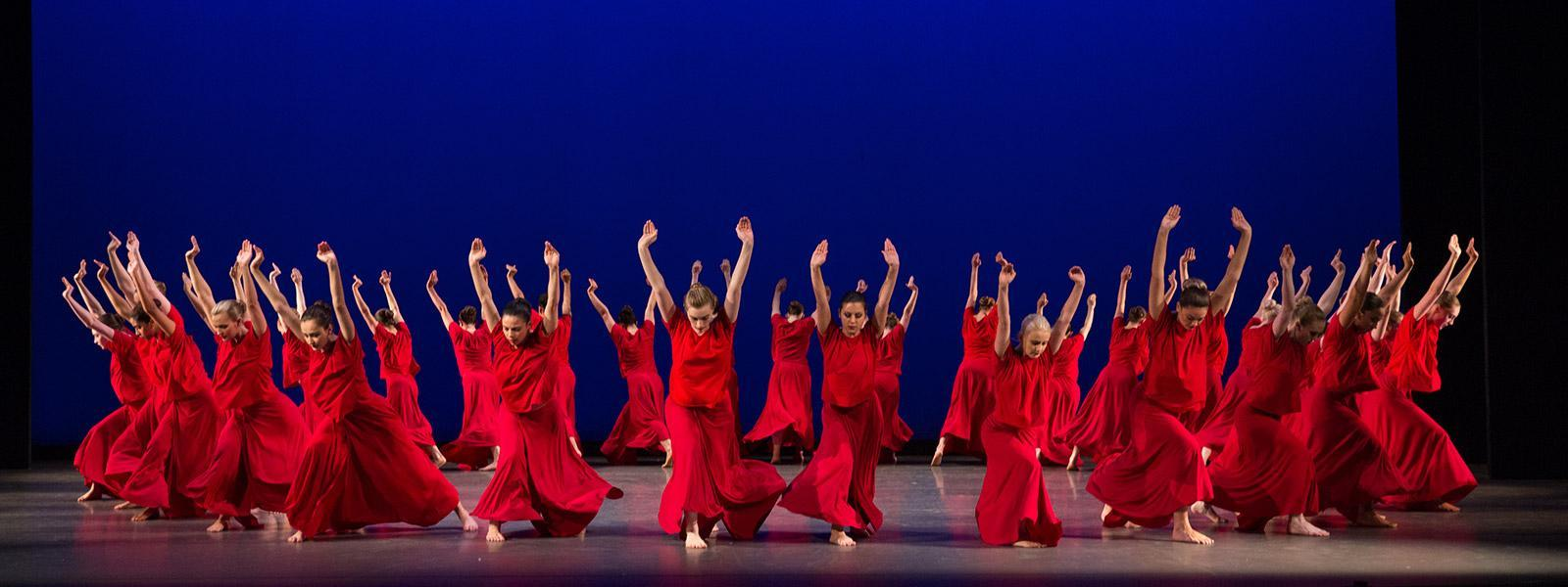 """Panorama"" by Martha Graham / Photo: Rosalie O'Connor"