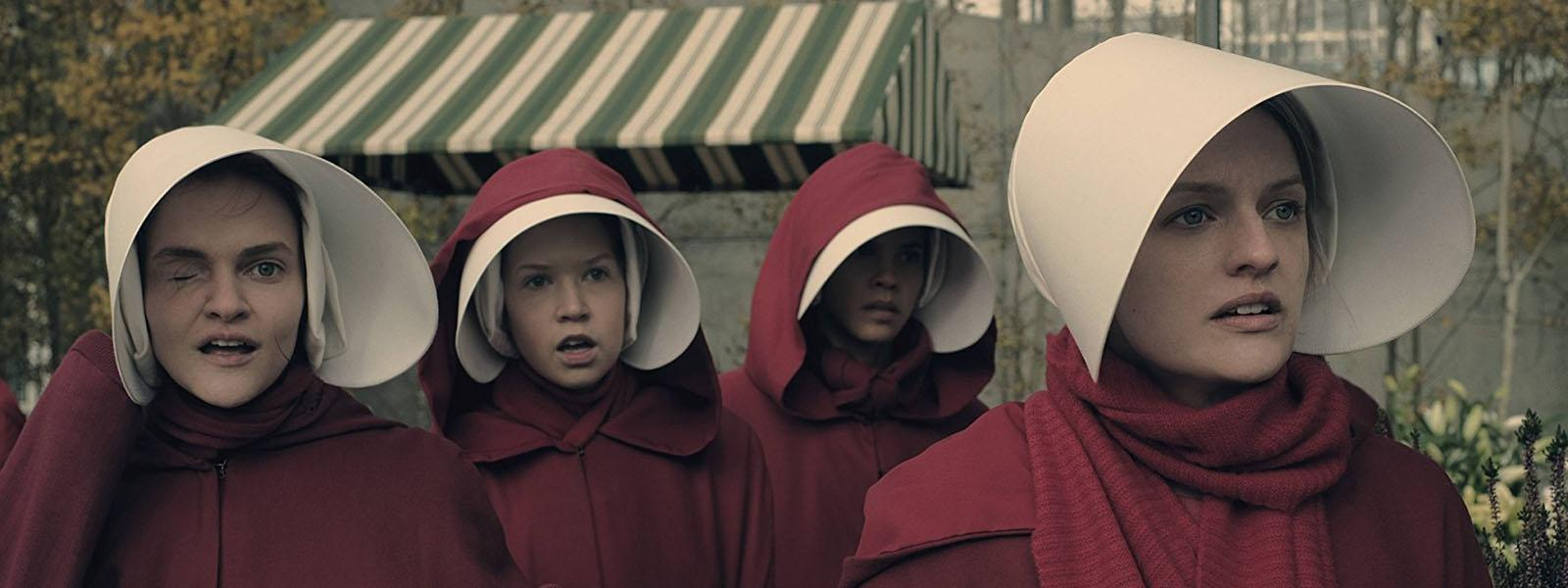 """See director of photography Zoë White's work in """"The Handmaid's Tale"""" on Hulu"""