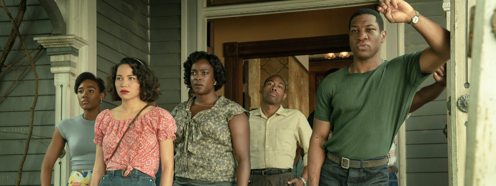"""See Jonathan Majors as Atticus 'Tic' Freeman in """"Lovecraft Country"""" on HBO Max"""