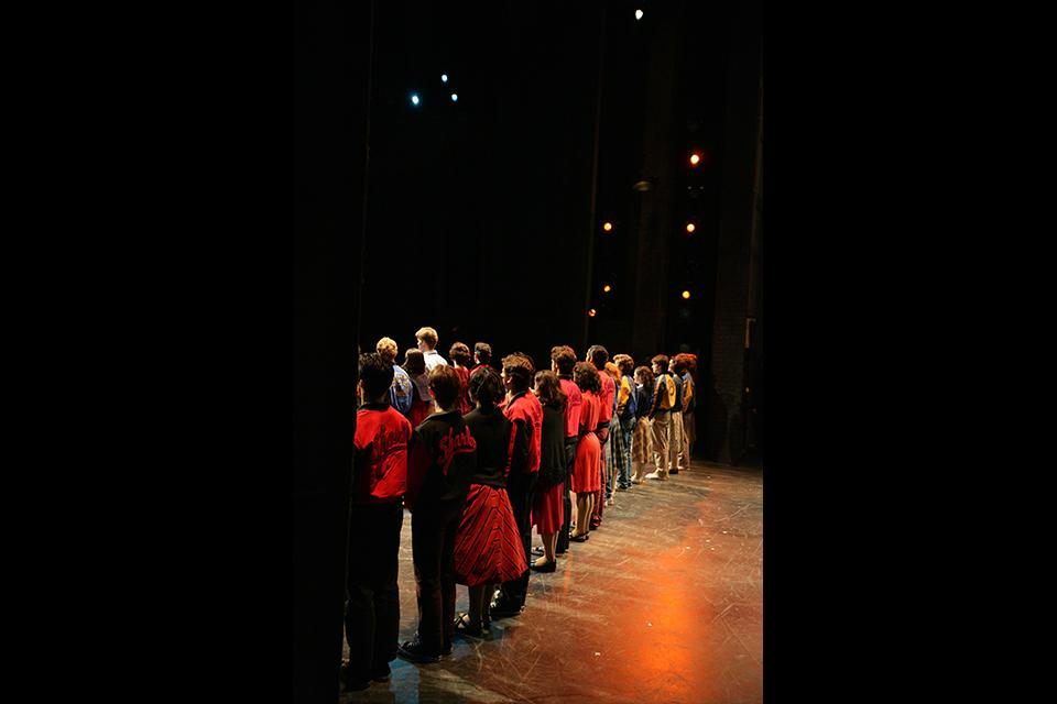 "The cast of ""West Side Story"" takes a bow."