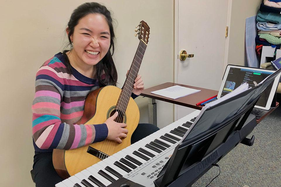 Morning Music Club at the Williams Adult Day Center (September 2019-March 2020)