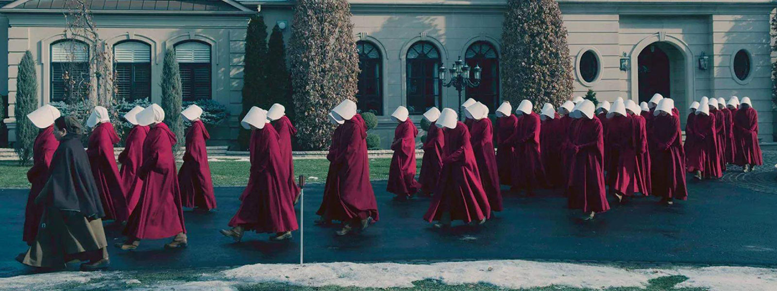 """Alumna Tiffany McMichael is Originals Content Operations Manager at Hulu. Her work includes original series """"The Handmaids Tale,"""" which returns for its fourth season in April 2021."""