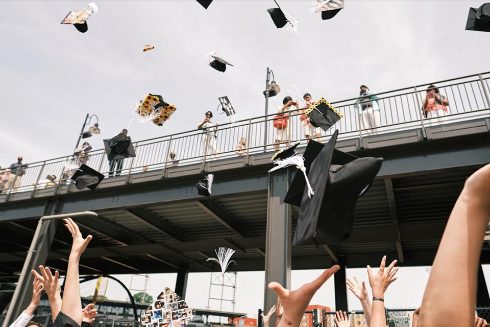 UNCSA 2021 High School Commencement