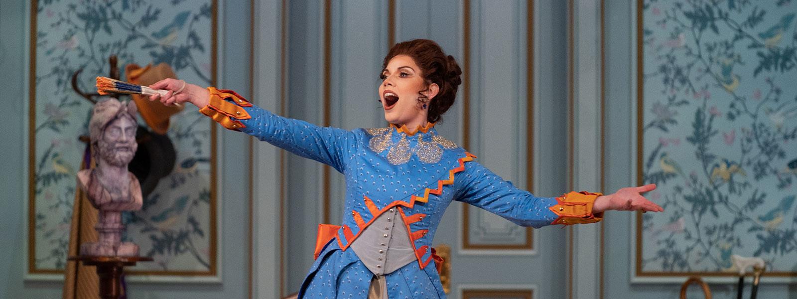 Winter Opera: Salon Opera Double Bill