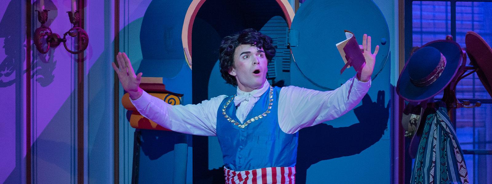 Spring Opera: French Opera Double Bill