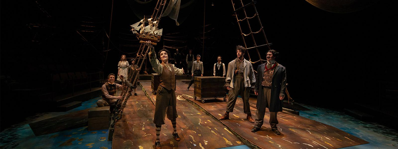 Peter and the Starcatcher / Photo: Peter Mueller