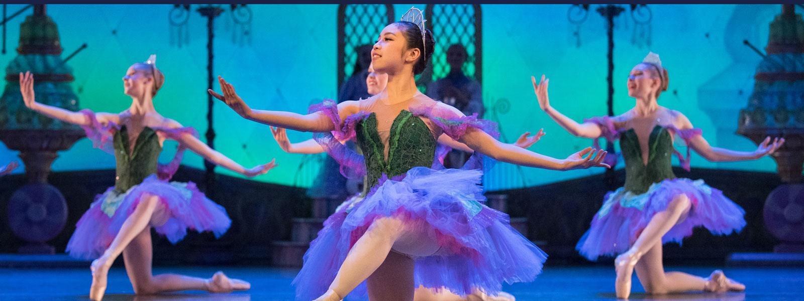 2019-20 Season Recap: The Nutcracker | READ MORE >>