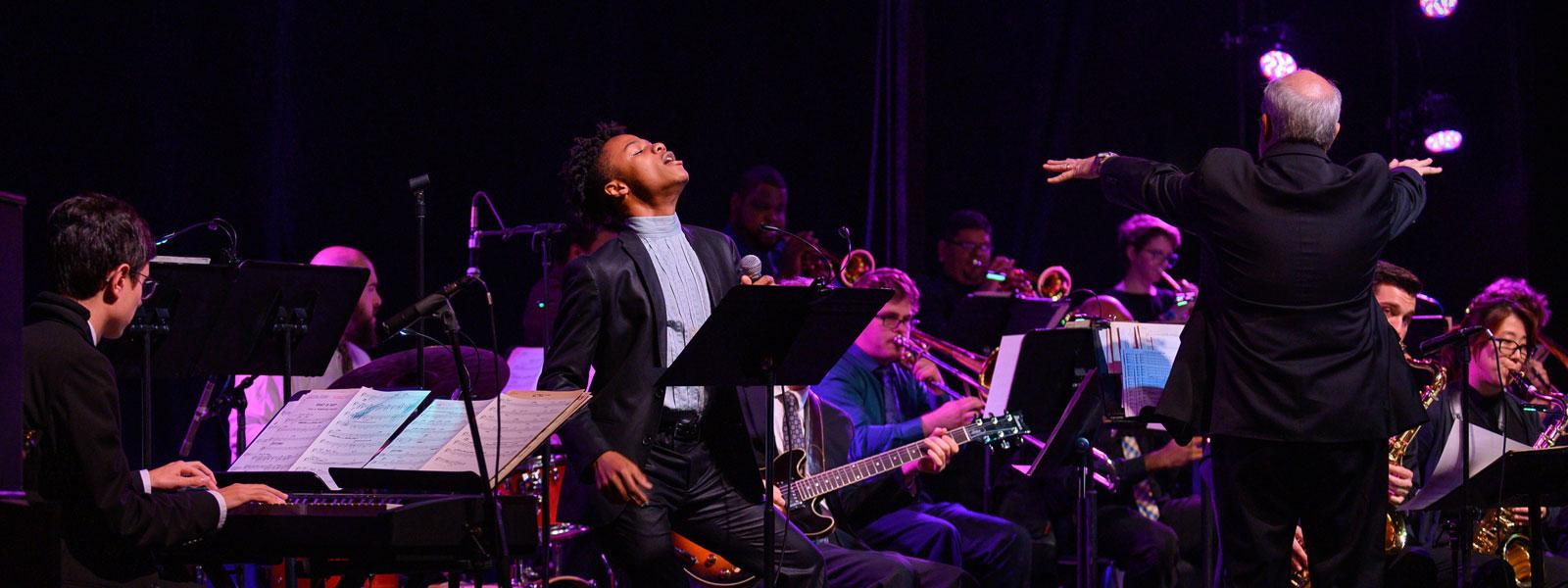 2019-20 Season Recap: Jazz Ensemble | READ MORE >>