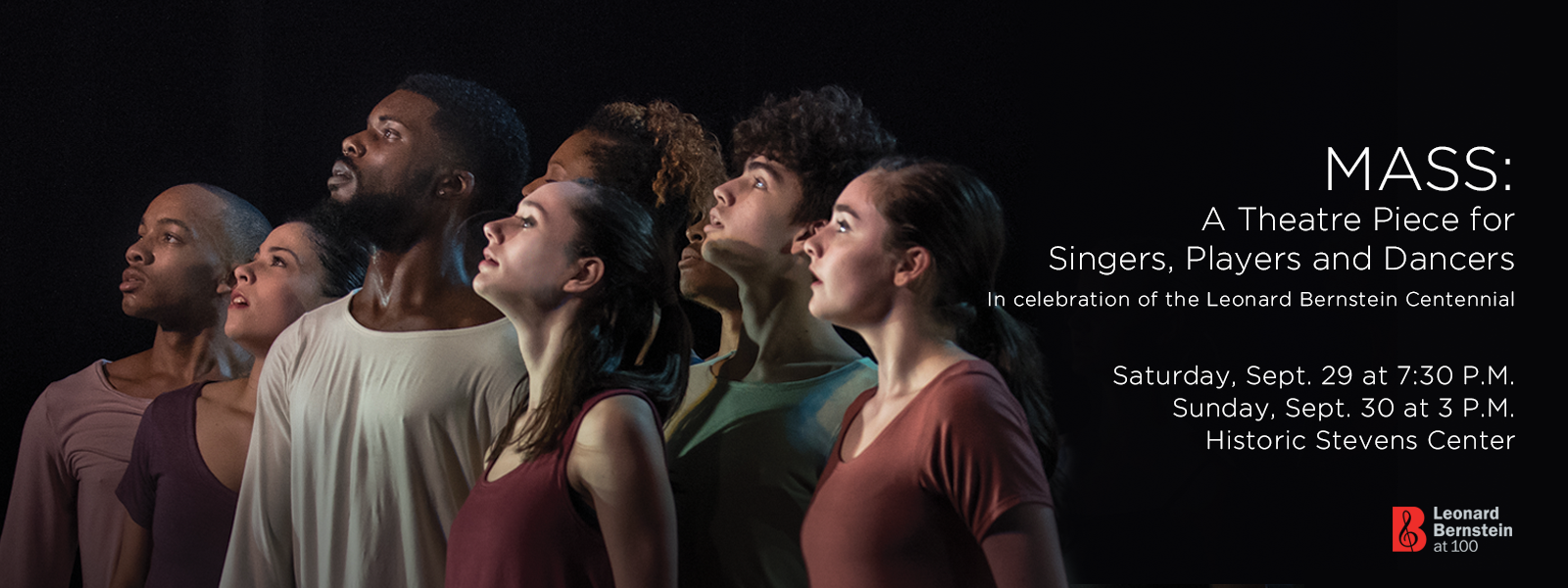 A meditation on the meaning of faith featuring the schools of Music, Dance and Drama >> BUY TICKETS