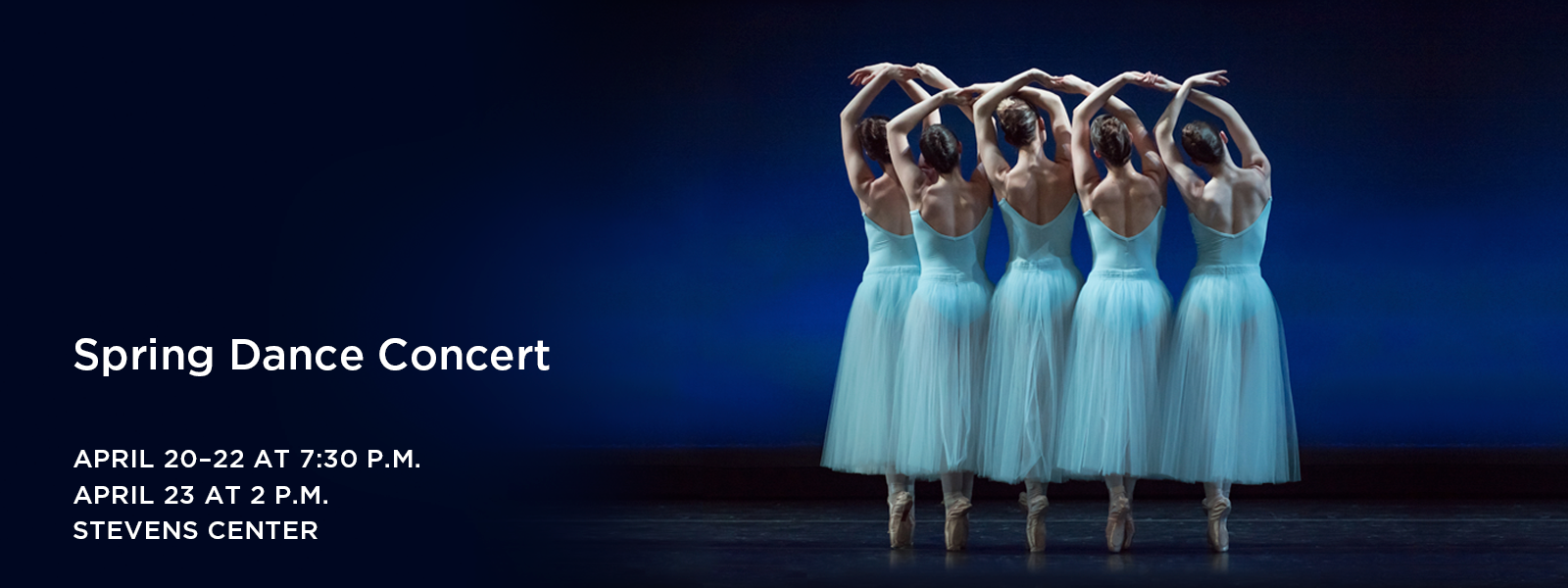 Get a taste of all things dance with a showcase of ballet and contemporary works. >> BUY TICKETS