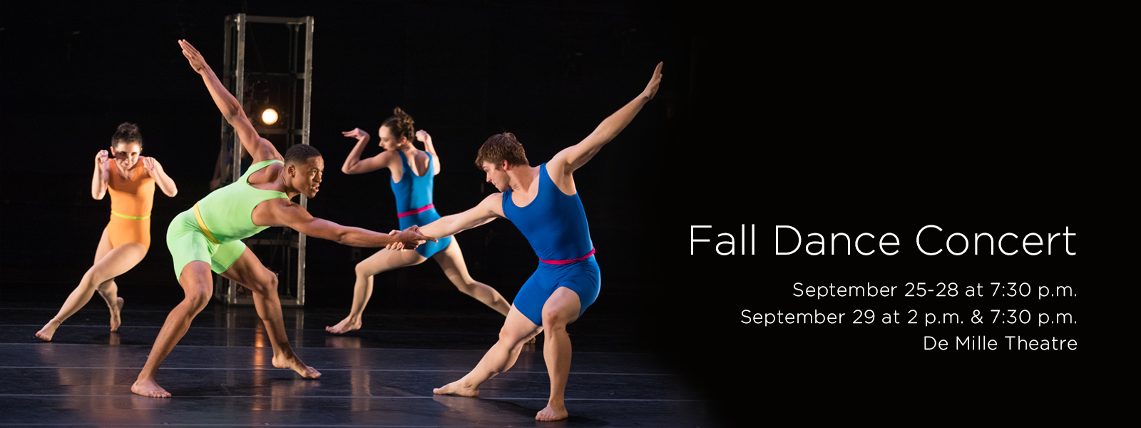 An electrifying all-contemporary dance showcase, featuring premieres from two UNCSA alumni >> BUY TICKETS