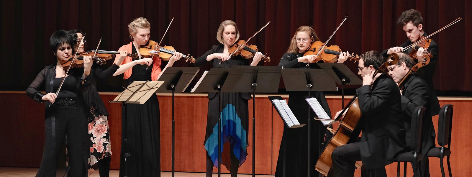 Chrysalis Chamber Music Institute in Concert