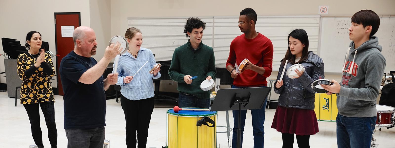 MINAS and Jazz Ensemble