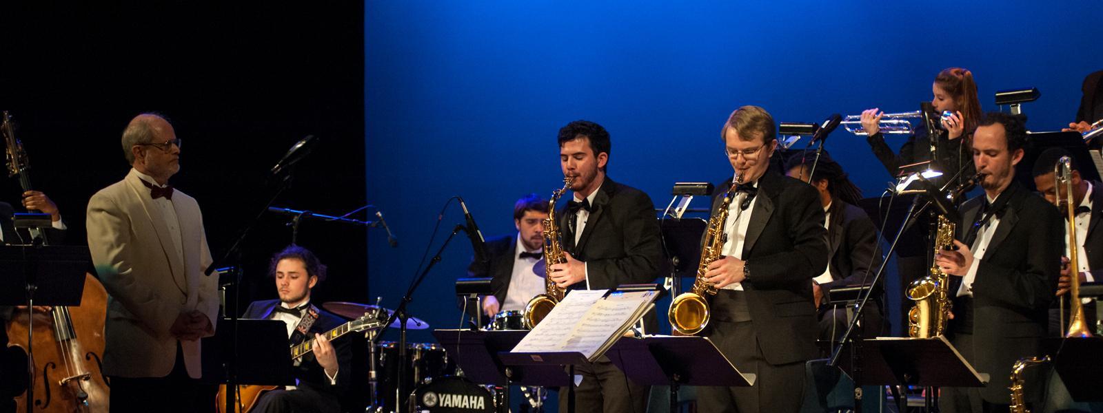 UNCSA Jazz Ensemble / S.D. Davis