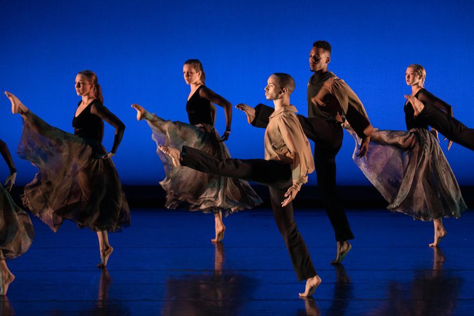 Fall Dance Concert in de Mille Theatre / Photo: Peter Mueller
