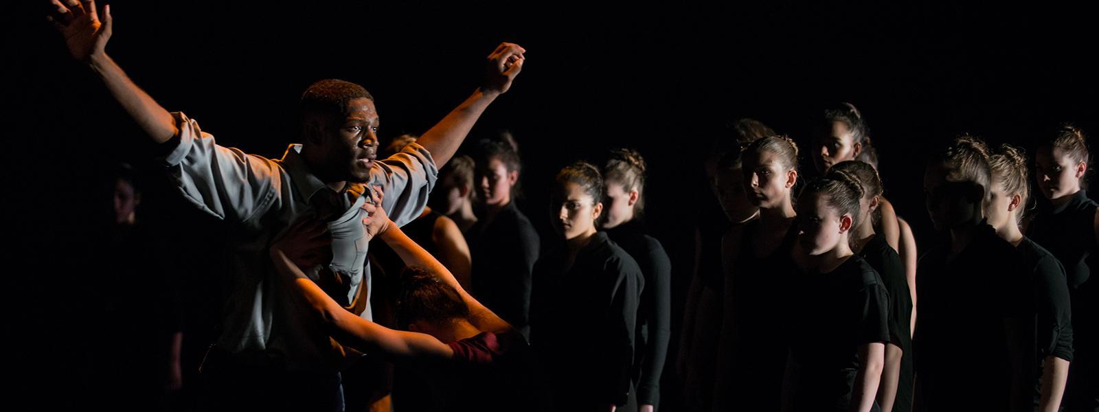 Fall Dance 2015 / Photo: Peter Mueller