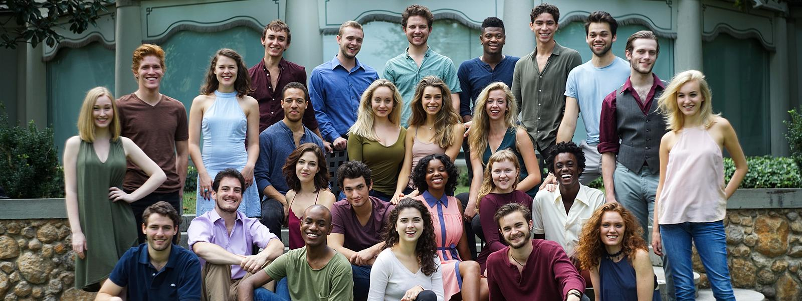 UNCSA Drama Class of 2017