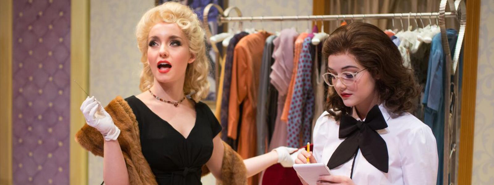 """Kelsey Buterbaugh in """"The Women"""""""
