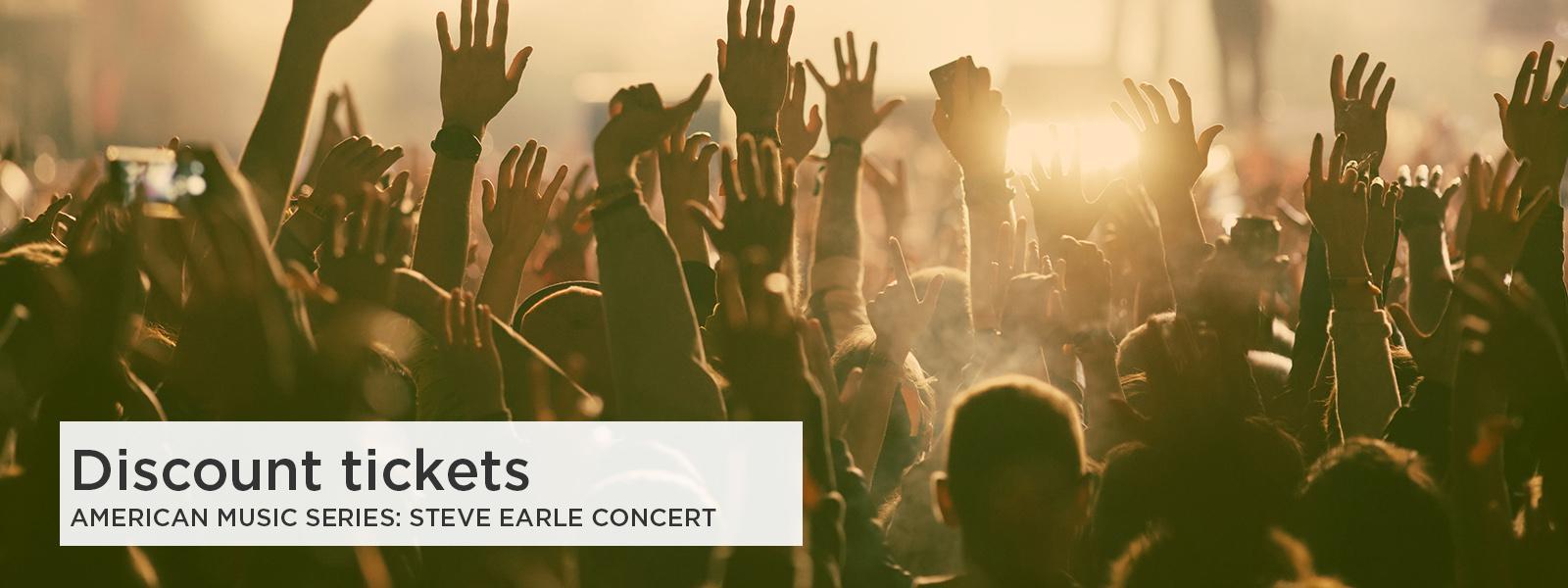 Steve Earle Concert