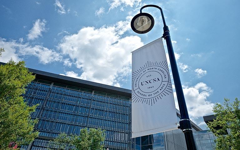 UNCSA banner