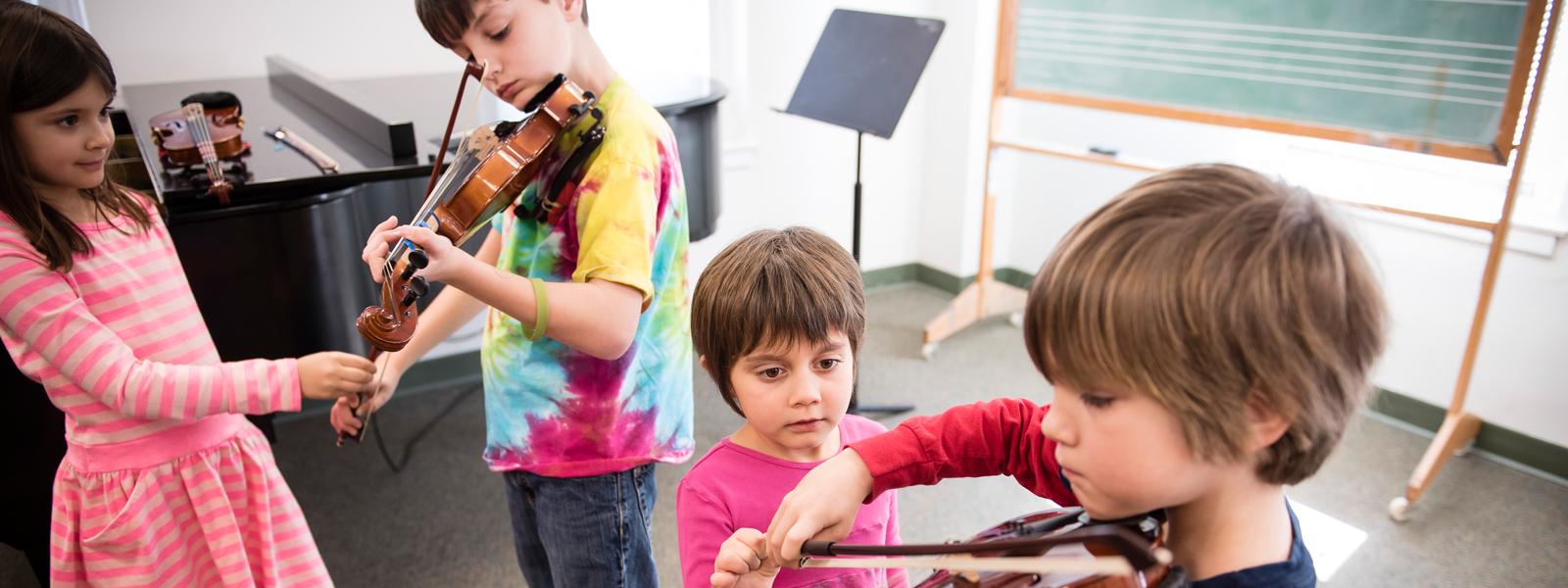 Suzuki Violin Method - UNCSA