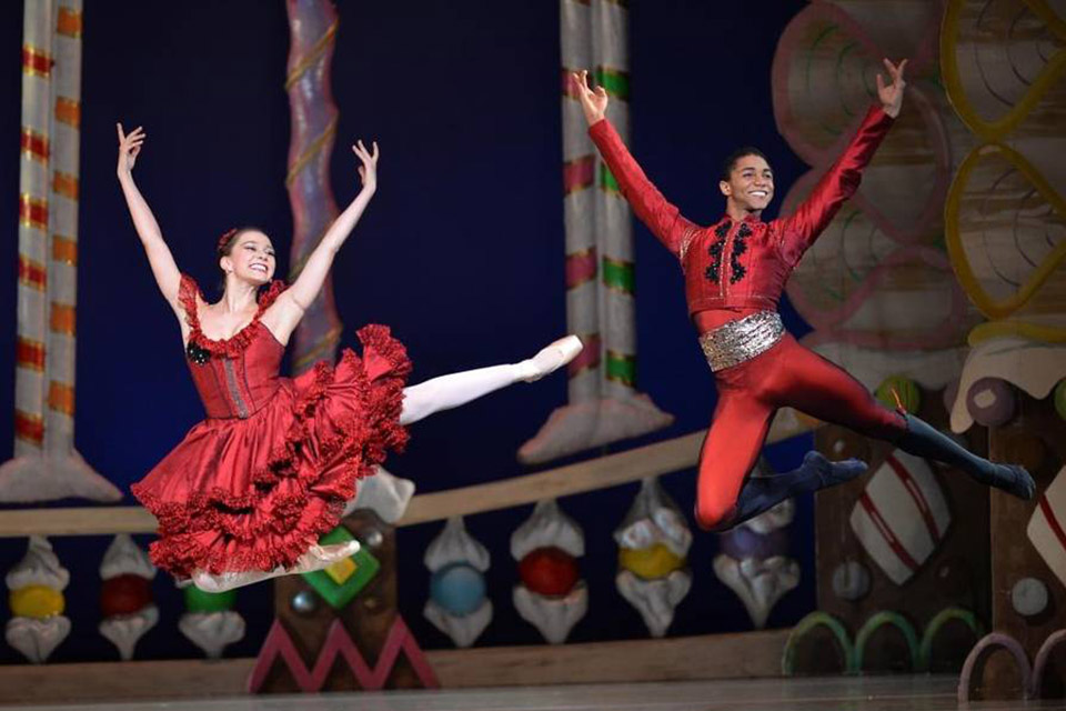 "Juwan Alston in ""The Nutcracker"""