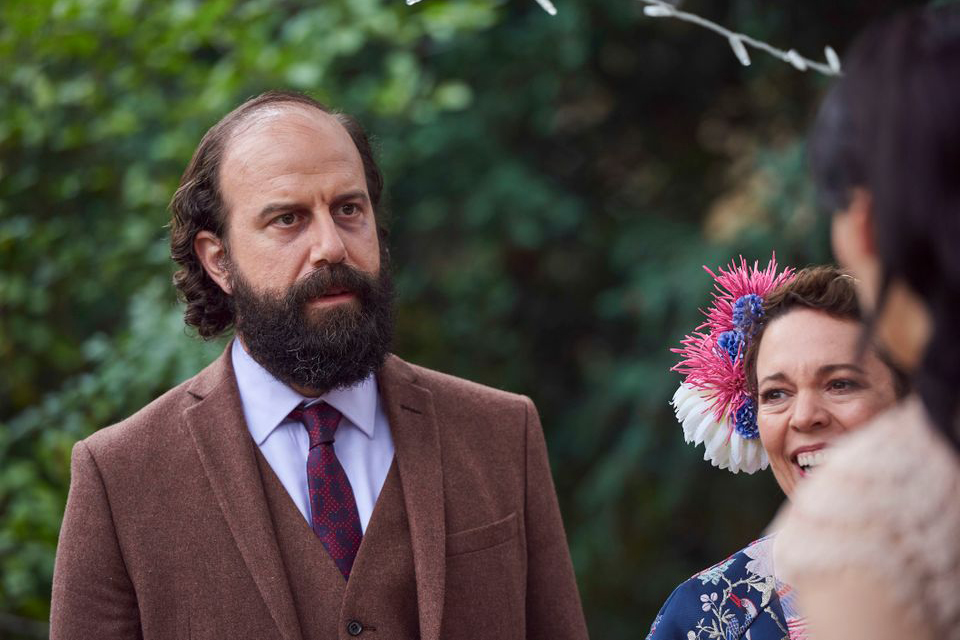 "Brett Gelman is nominated for two Screen Actors Guild Awards, including one for ""Fleabag."""