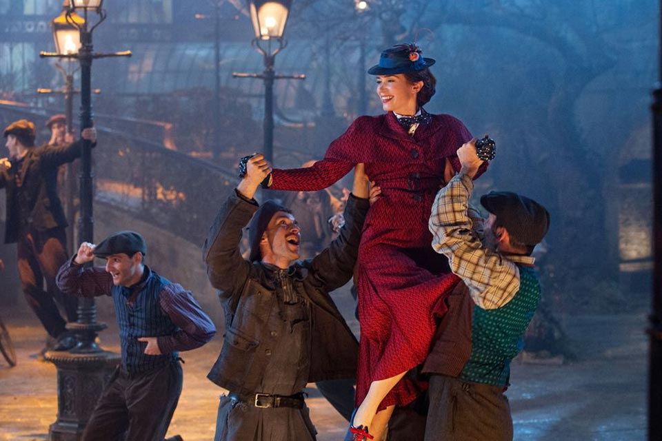 "Tiffany Little Canfield cast ""Mary Poppins Returns."""