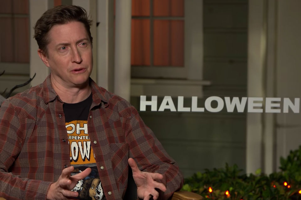 David Gordon Green Halloween