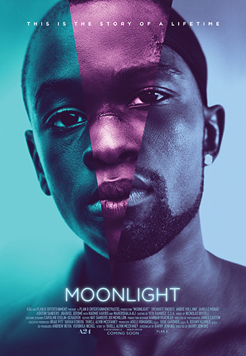 Moonlight Theatrical Poster