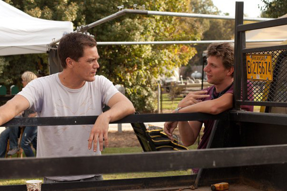 Jeff Nichols and Michael Shannon