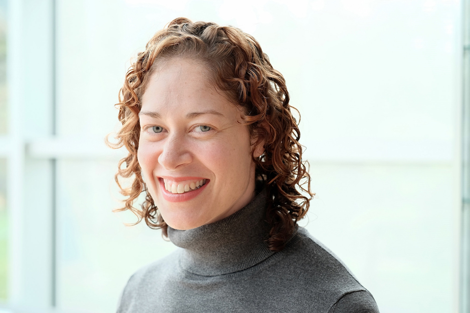 Janna Levin is a recipient of the UNCSA Excellence in Teaching Award