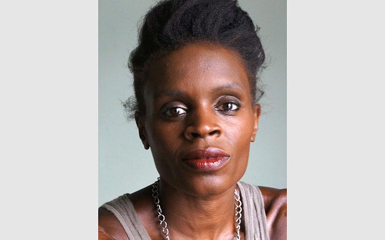 Okwui Okpokwasili headshot